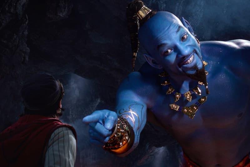 《Aladdin 阿拉丁》:神燈精靈的三個前世?
