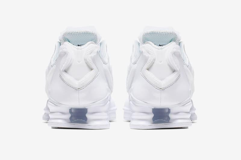 官方圖片釋出!COMME des GARÇONS x Nike Shox TL 聯乘系列全球正式發售信息揭曉