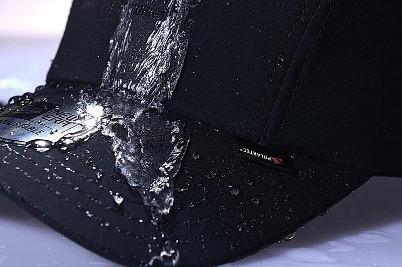 New Era 推出「POLARTEC」機能帽子系列