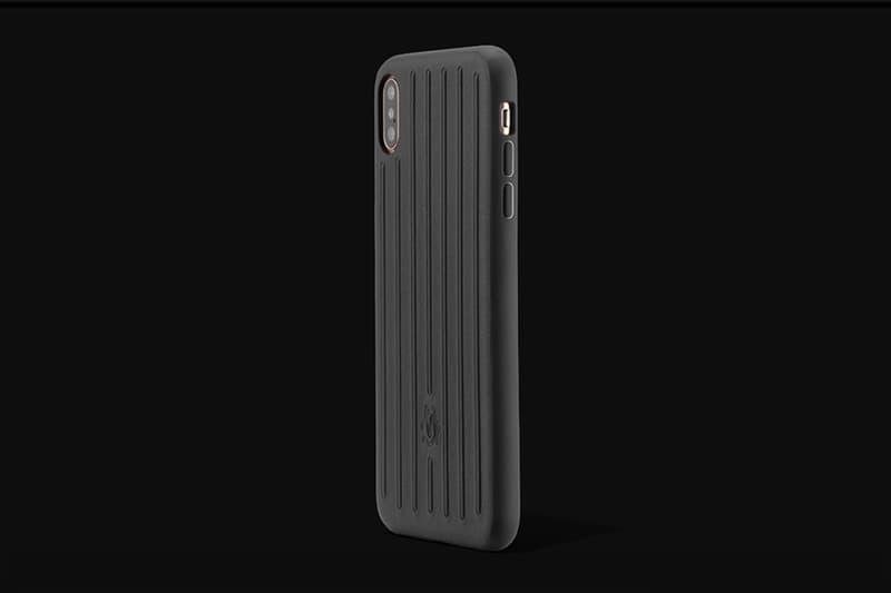材質轉換!RIMOWA 推出皮革版 iPhone Case