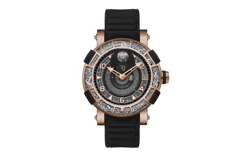 月球漫步!瑞士錶廠 RJ 推出 ARRAW 6919 月球腕錶