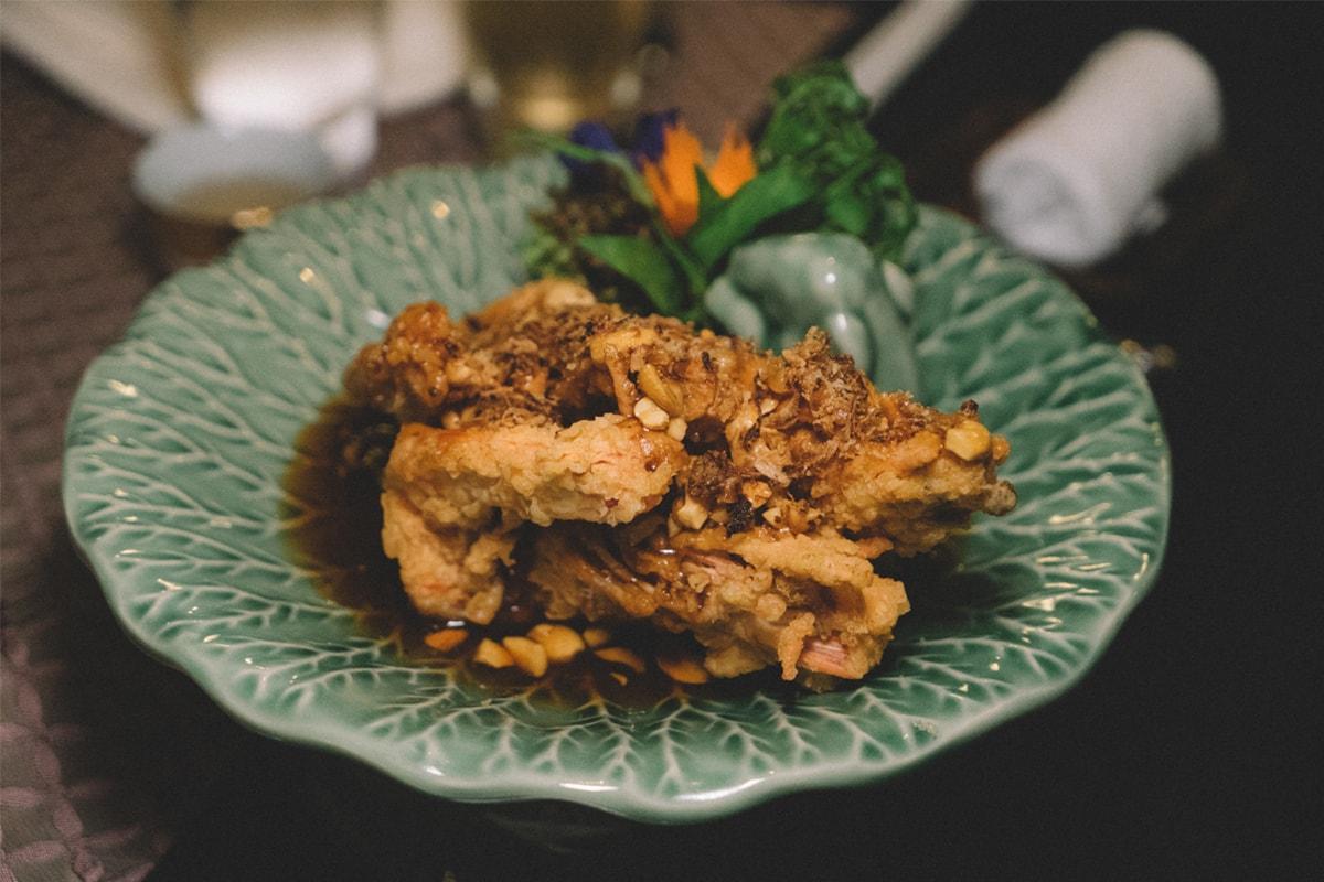 傳統食譜引發・走進曼谷 Shangri-La Hotel 元祖泰菜國度