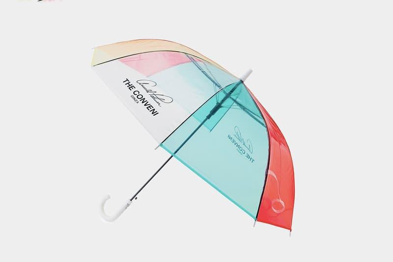 THE CONVENI x Arnold Palmer 經典之四色傘 Logo 商品化登場