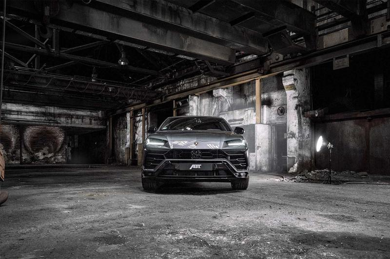 ABT 打造 Lamborghini 大熱車型 Urus 性能強化版本