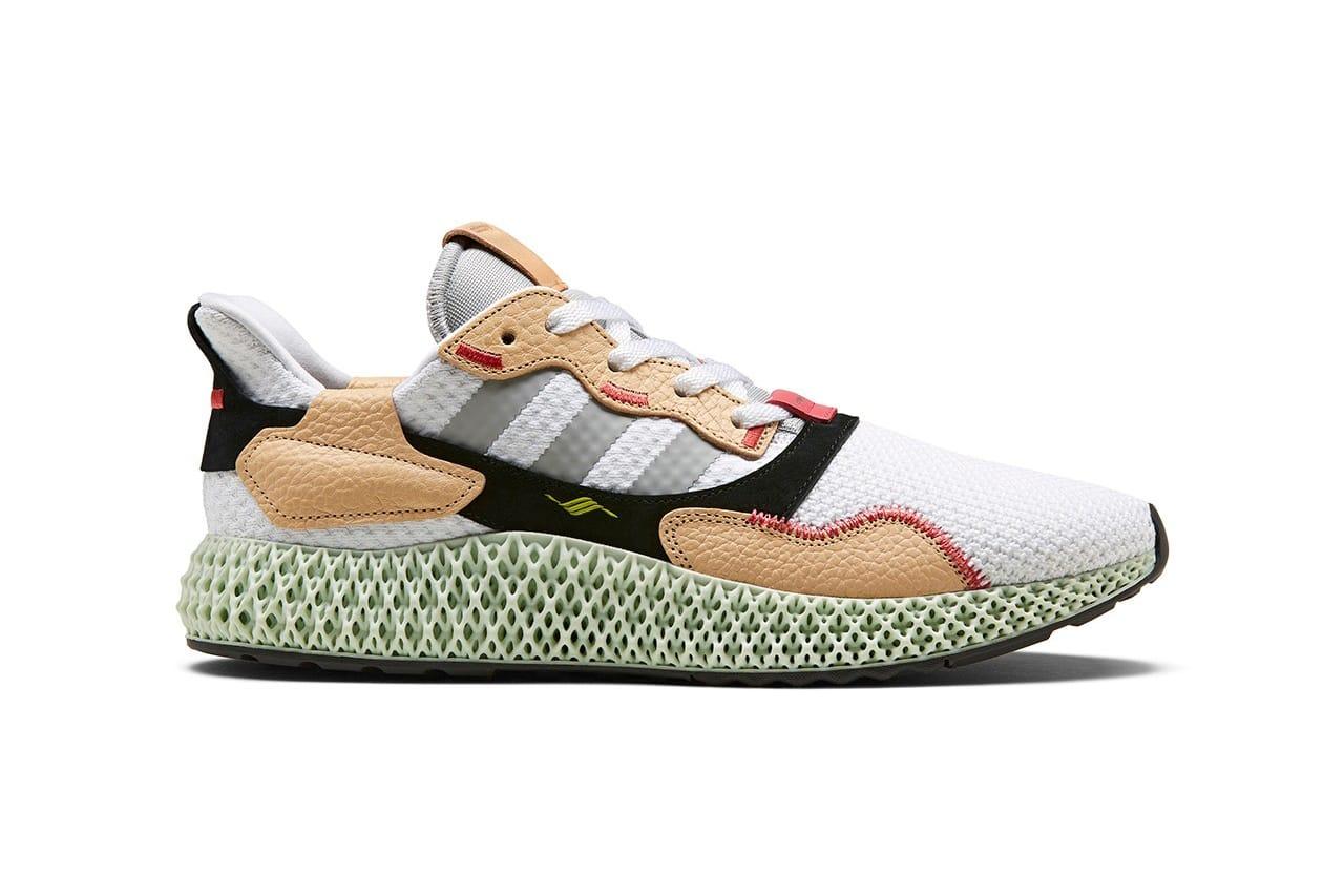 hender scheme adidas 4d