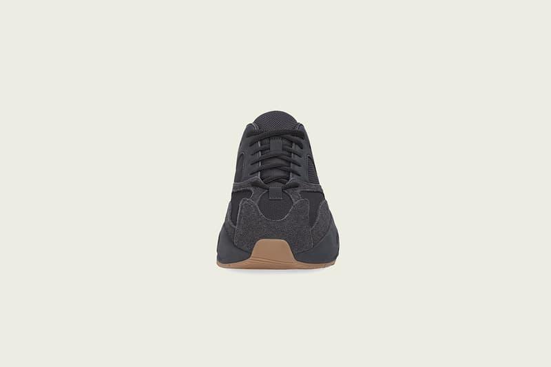 adidas YEEZY BOOST 700「Utility Black」香港區發售情報