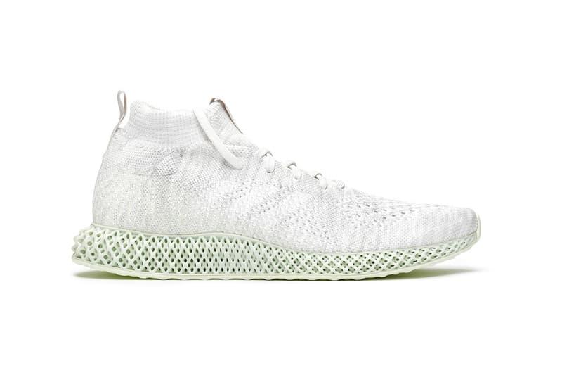 adidas Consortium Runner Mid 4D 全新白色版本登場