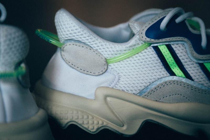 近賞 adidas Originals 全新 OZWEEGO 鞋款
