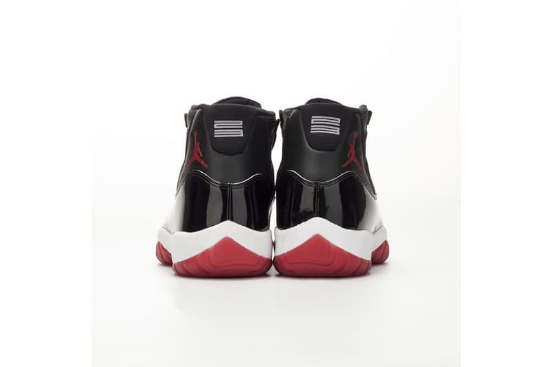 搶先近賞 Air Jordan 11「Bred」2019 年復刻版本
