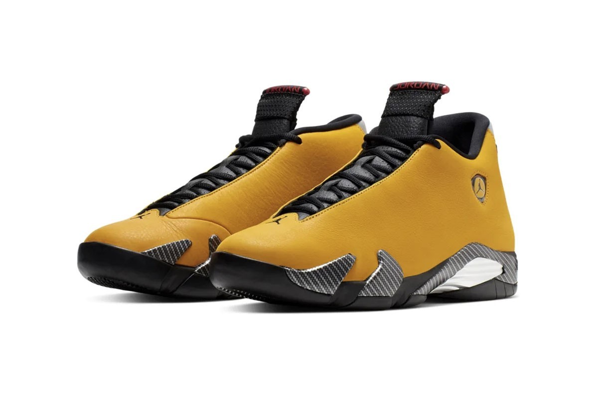 Air Jordan 14 全新「Reverse Ferrari」別注