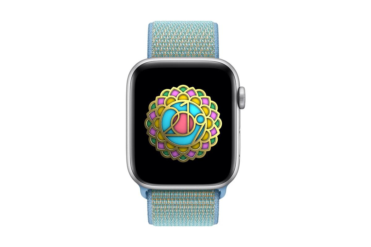 Apple Watch 為國際瑜伽日首度推出健身記錄挑戰