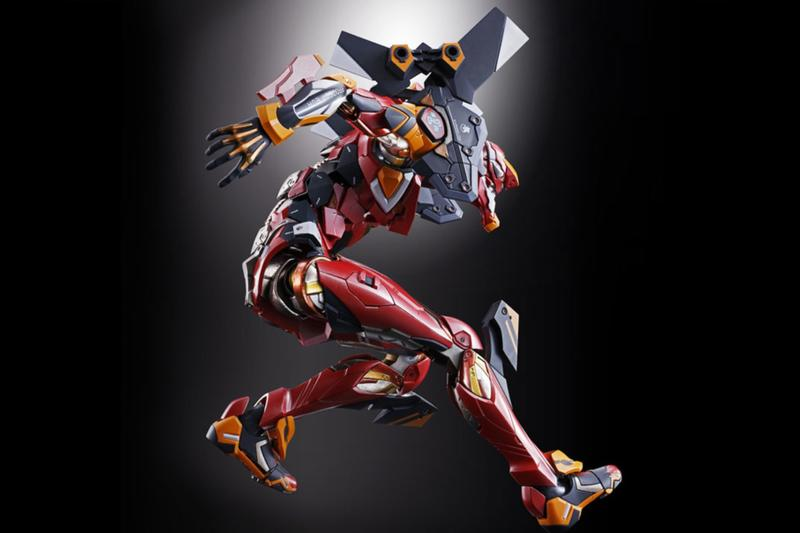 Bandai 發表 Metal Build EVA-02 貳號機玩具模型