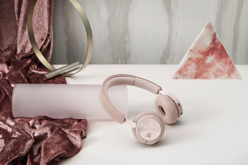 別緻色調-Bang & Olufsen 推出粉紅色調影音系列