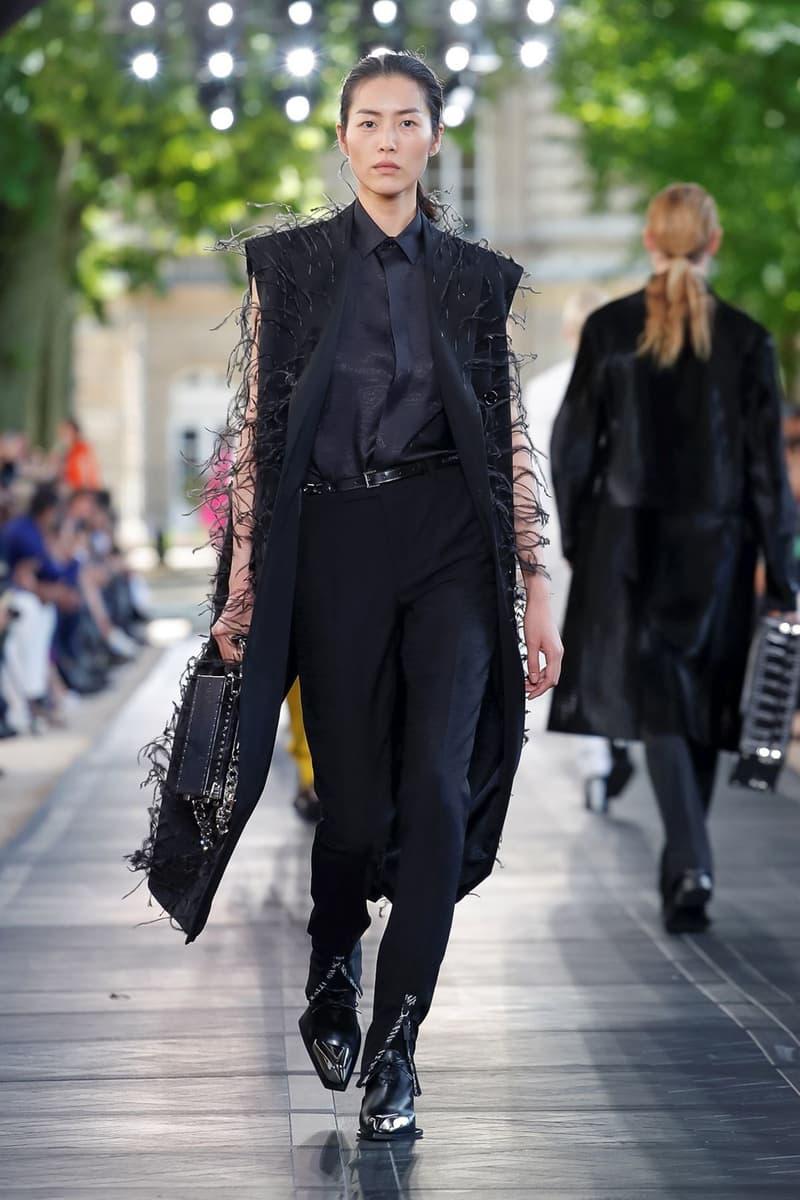 巴黎時裝周-Berluti 2020 春夏男裝系列