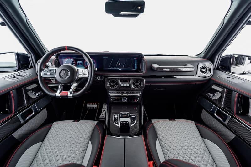 Brabus 打造 Mercedes-AMG G63 全新改裝「Shadow」及「Black Ops」車型