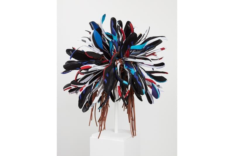 藝術家 Brian Jungen 打造 Air Jordan 獨特雕塑藝術並開設個人最新展覽