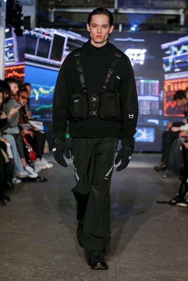 C2H4 全新 Case#R001「Post Human Era」系列登陸倫敦男裝週