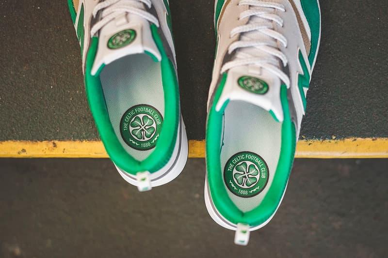 Celtic 足球俱樂部攜手 New Balance 打造 997H 特別聯名版本