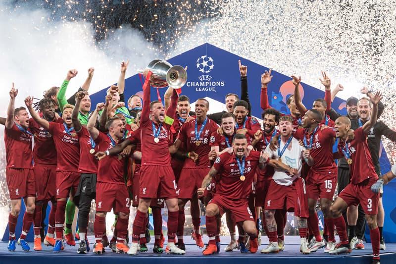 Liverpool 擊敗 Tottenham Hotspur 奪得隊史第六座歐冠獎盃