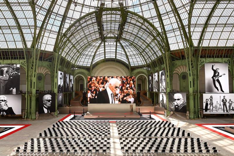 CHANEL 於巴黎舉辦「Karl For Ever」紀念活動