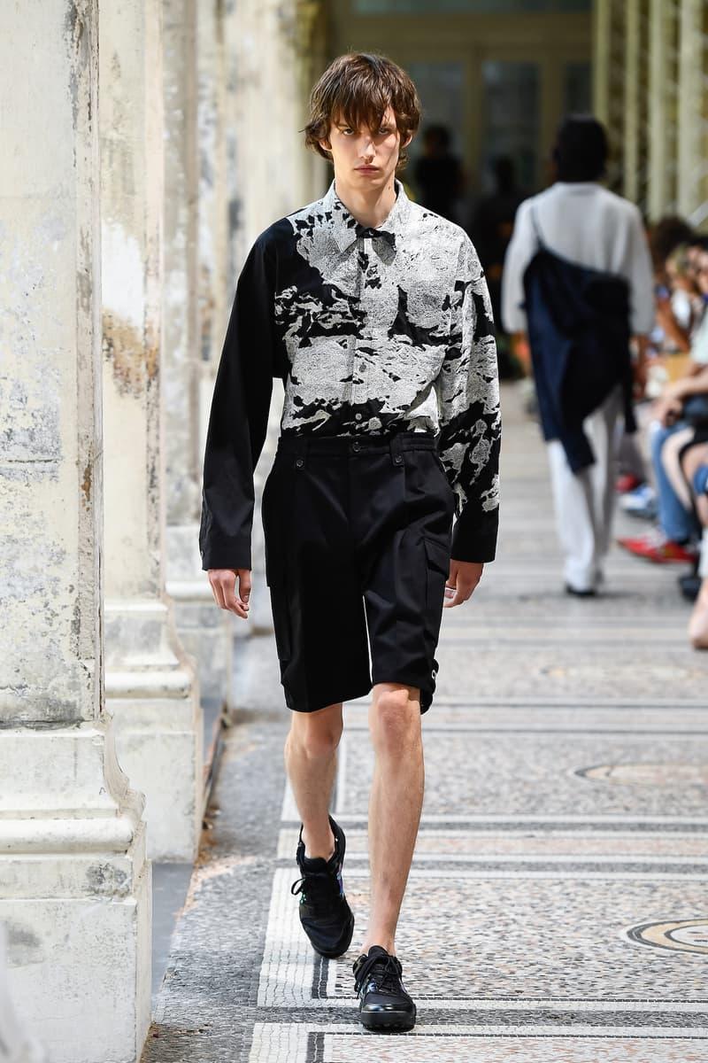 巴黎時裝周 − CHRISTIAN DADA 2020 春夏男裝系列以「千手觀音/阿修羅」形象登場