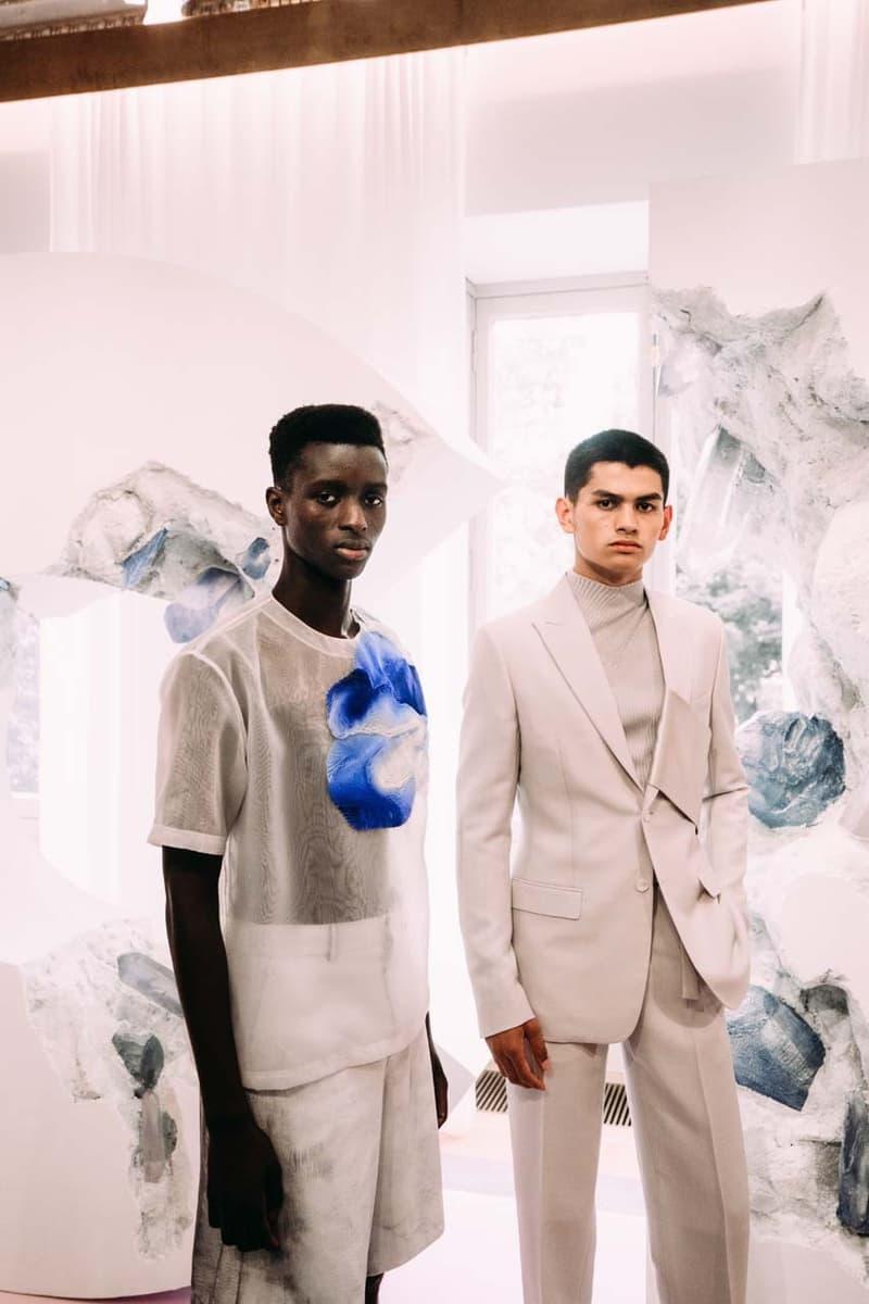 巴黎時裝周 − 搶先預覽 Dior 2020 春夏系列新品 Showroom