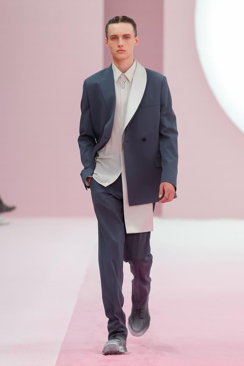 巴黎時裝周-Dior 2020 春夏男裝系列