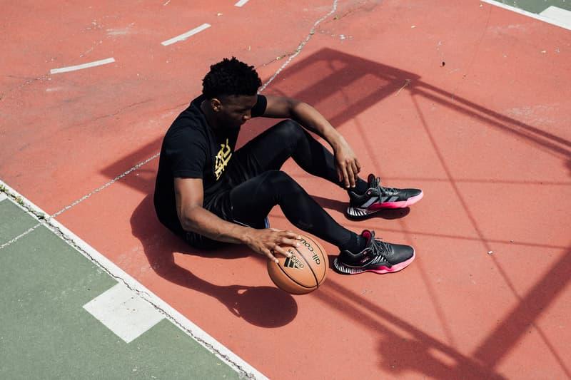 NBA 超級新人 Donovan Mitchell 首款簽名鞋 D.O.N. ISSUE#1 正式登場