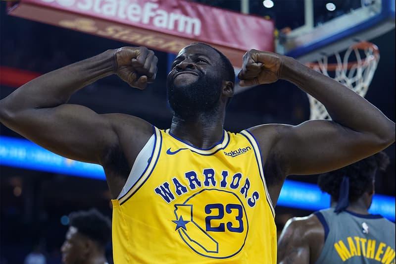 捲土重來 − Draymond Green 宣告 Warriors 仍然未到終點
