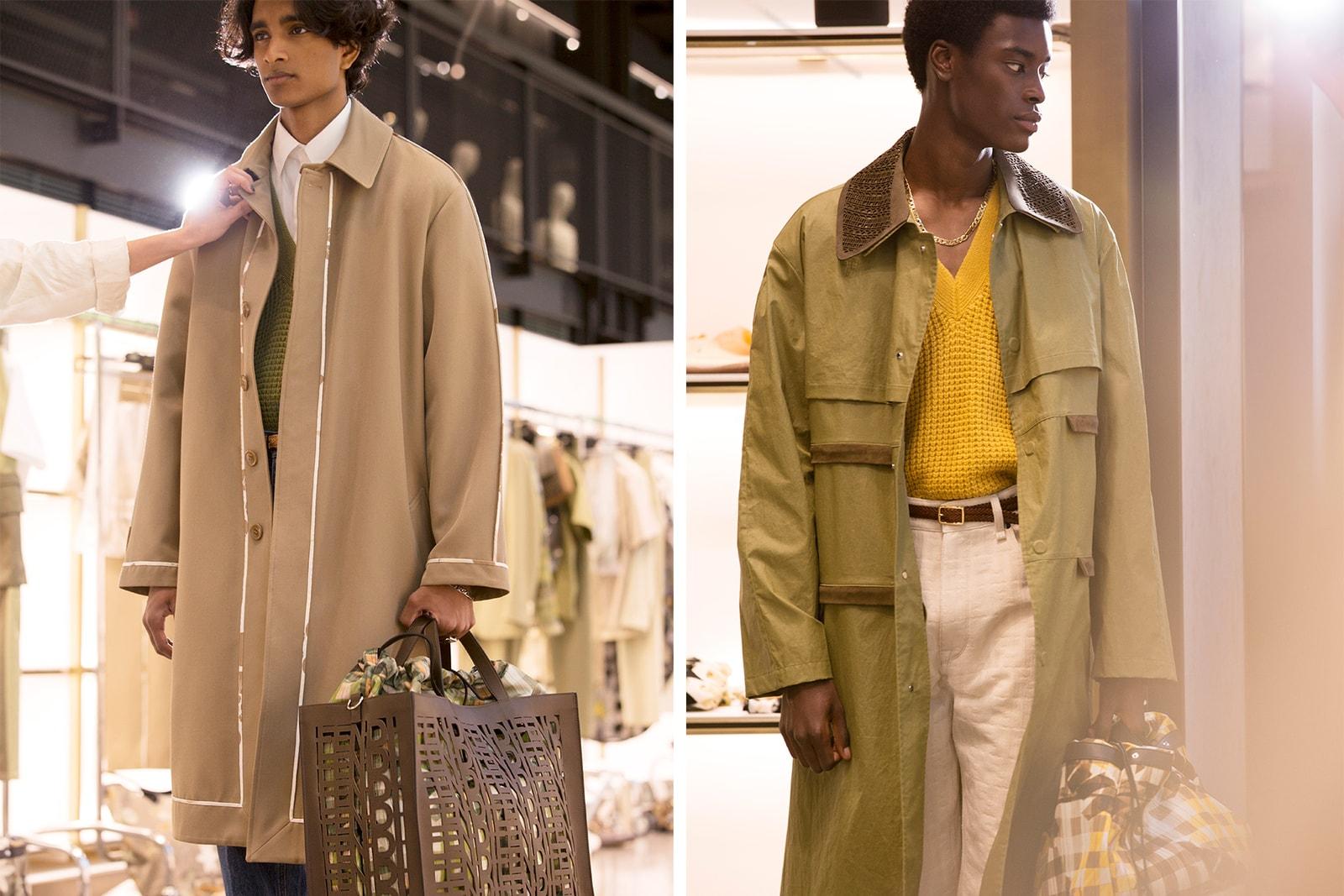 巴黎時裝周 - 解構 FENDI 2020 年春夏男裝系列