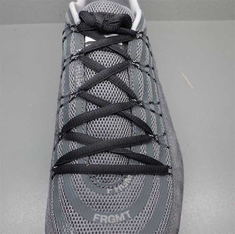 藤原浩再次曝光 fragment design x Nike 聯乘鞋款 Sample