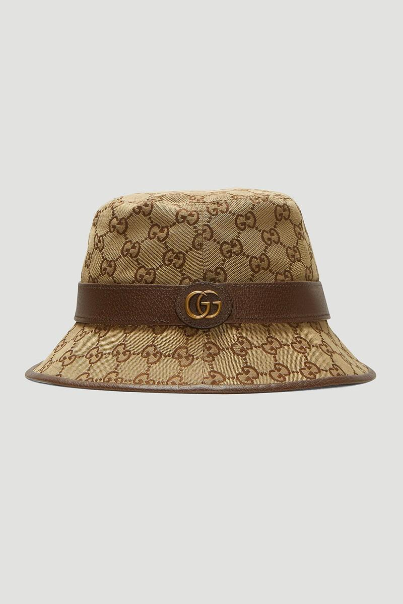 Gucci 全新經典 GG Logo 漁夫帽發佈