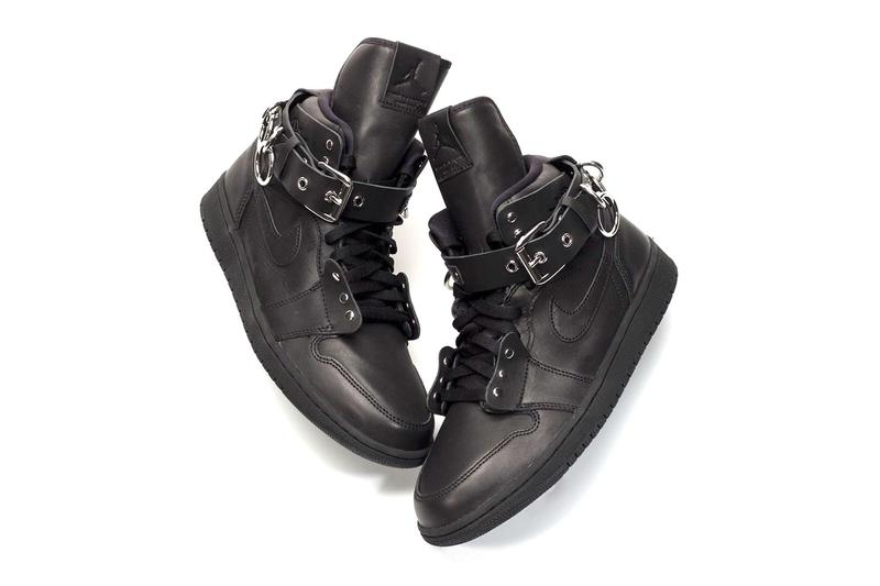 COMME des GARÇONS x Air Jordan 1 全鞋細節曝光