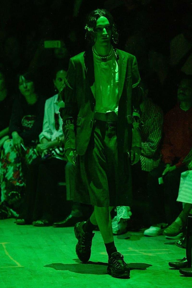 巴黎時裝周-COMME des GARÇONS HOMME PLUS 發佈 2020 春夏系列