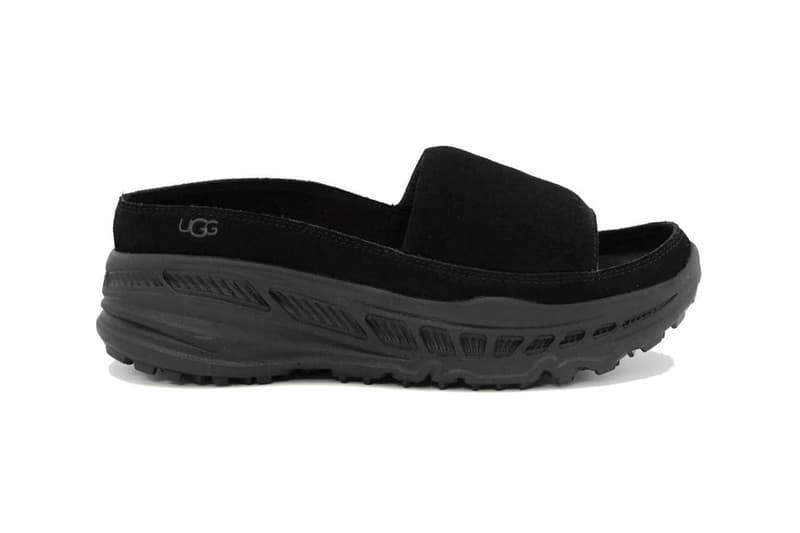 巨大反差感-N.HOOLYWOOD x UGG 攜手推出聯名鞋款