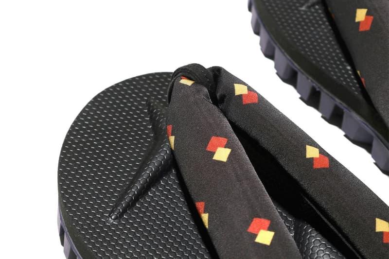 傳統雪駄進化-Needles x Suicoke 攜手打造全新 Thong Sandal 別注拖鞋