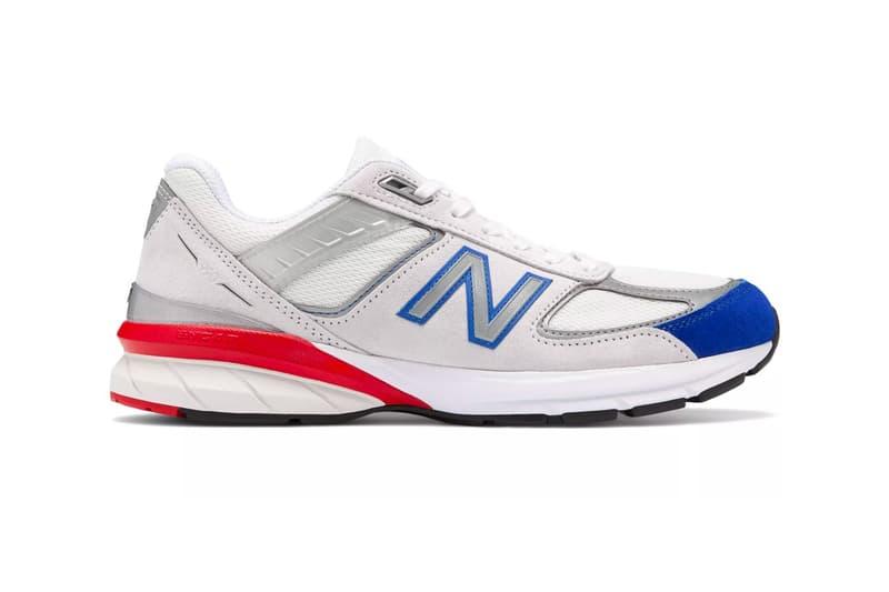 年度定番-New Balance 推出「美國獨立日」配色 990v5
