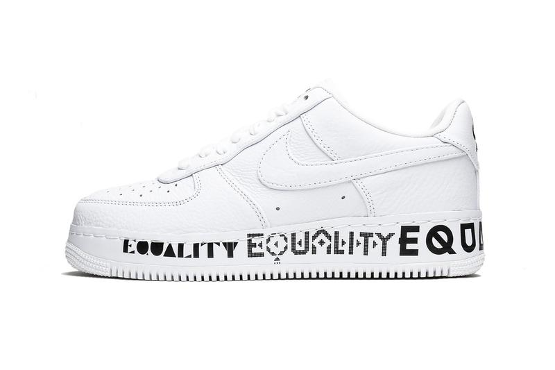 Nike Air Force 1 Low CMFT 全新「Equality」別注配色登場