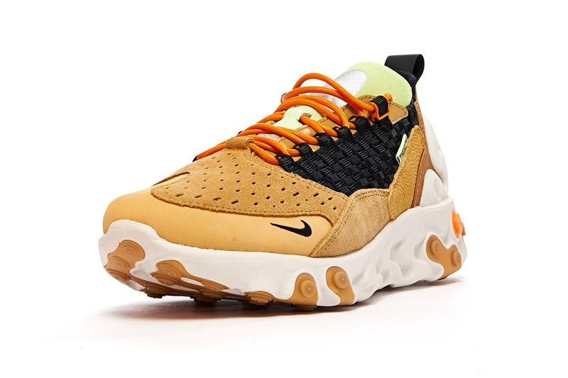 機能進化-Nike 即將發佈全新 React Sertu 鞋款