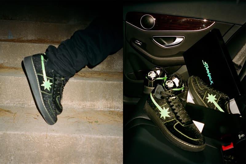 Starwalk 聯手街牌 Psychworld 推出日本期間限定鞋款