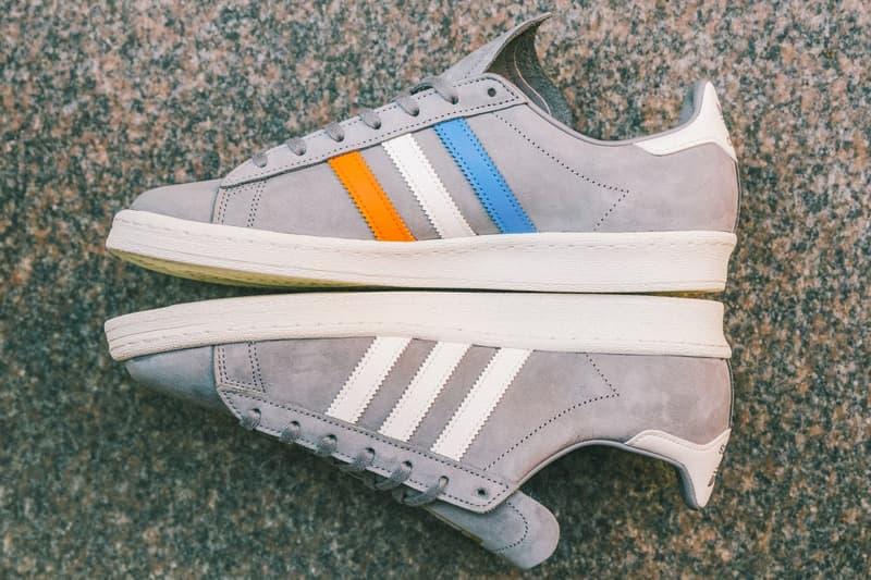 Sneakersnstuff x adidas 攜手重塑經典 CAMPUS 80s 鞋款