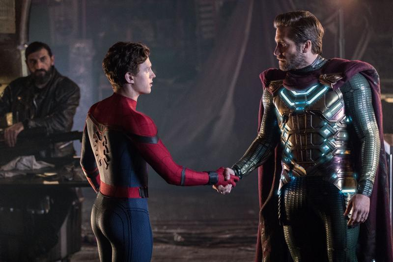 先睹為快?!《Spider Man : Far From Home》據悉將迎來兩段結尾驚喜