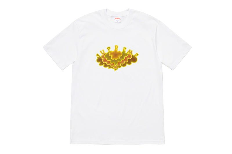 Supreme 2019 夏季 T-Shirt 系列正式登場