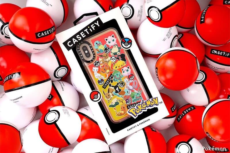 第二回合-CASETiFY x Pokémon 全新聯乘「Pokédex」系列公開