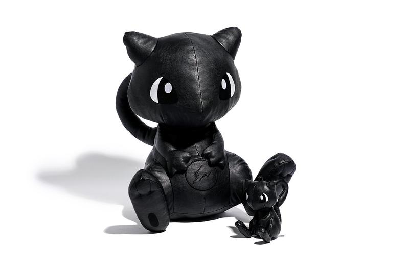 THUNDERBOLT PROJECT BY FRGMT & POKÉMON 釋出全新限定「Mew」系列