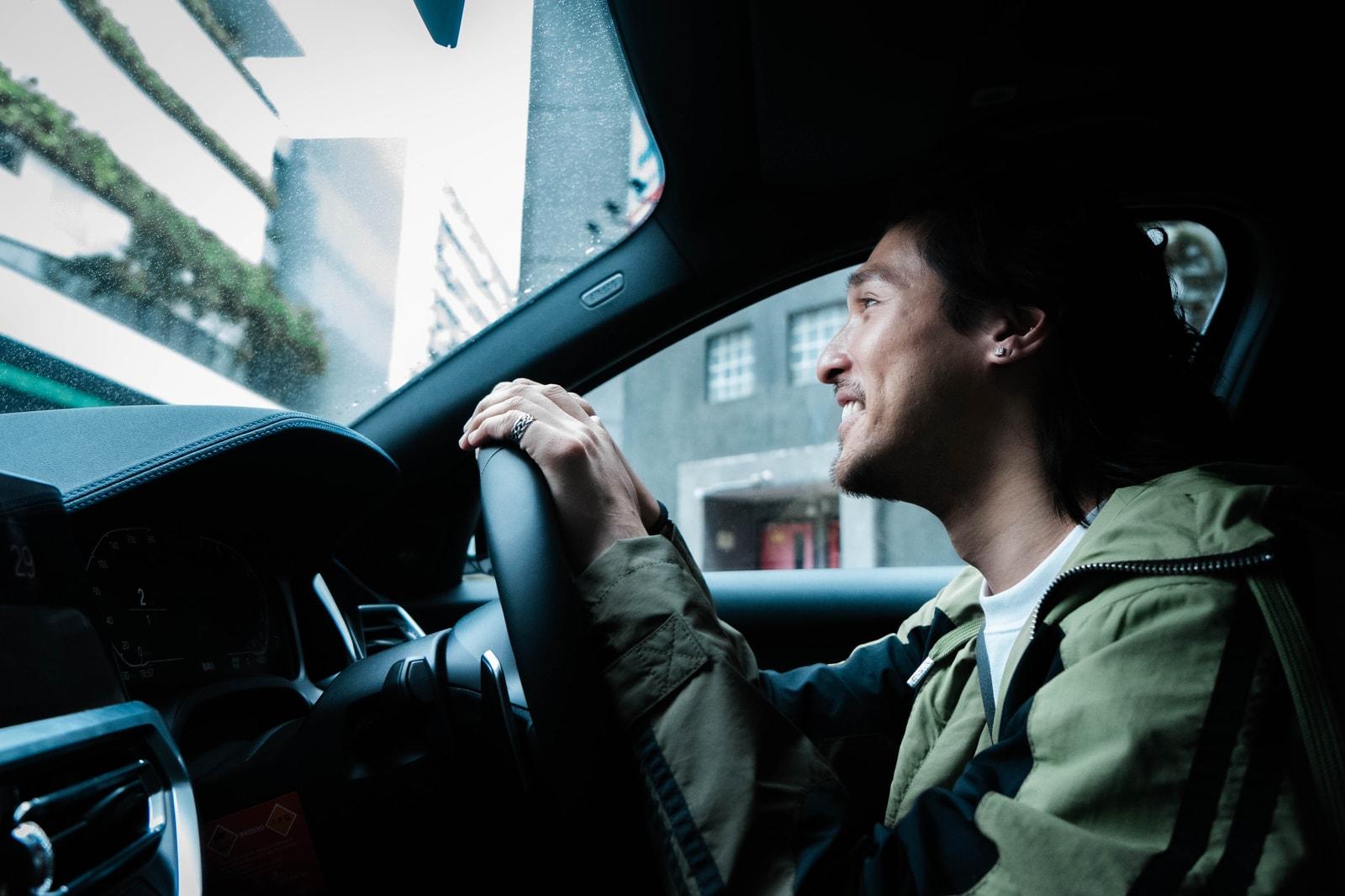 男孩像你-HYPEBEAST 專訪明星車迷黃又南