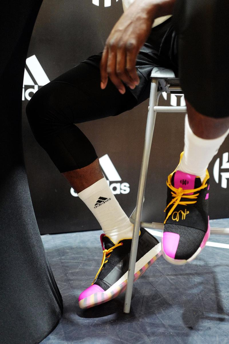 HYPEBEAST 專訪 James Harden: 我的球鞋就像我的運球過人一樣,美觀和實用性並存
