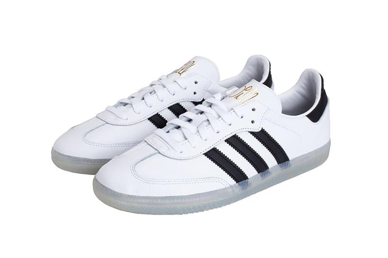 近賞傳奇滑手 Jason Dill x adidas Originals 全新聯乘鞋款 Samba