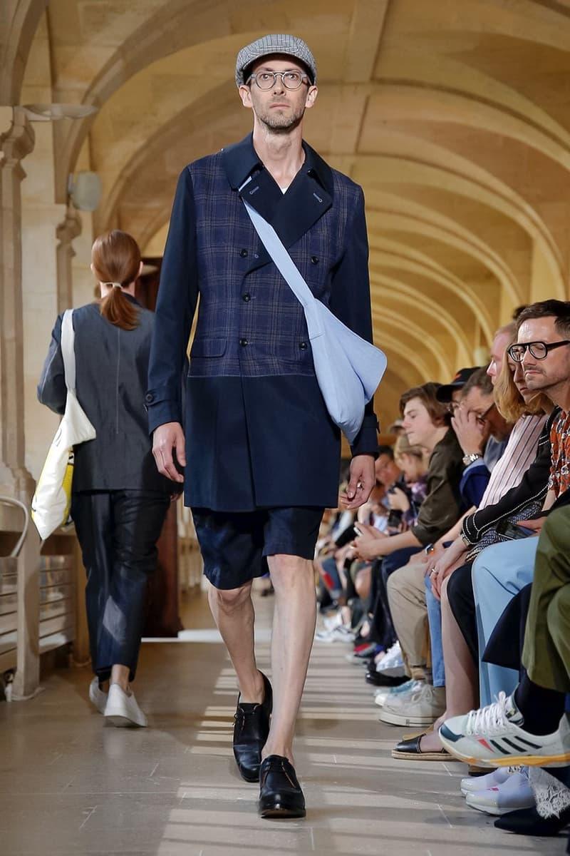 巴黎時裝周 − Junya Watanabe 2020 春夏男裝系列登場