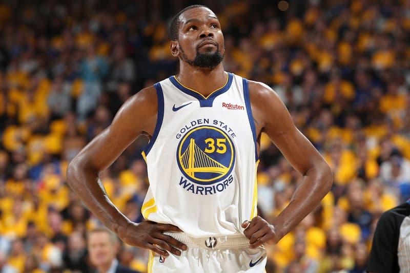 NBA 季後賽 2019 - Steve Kerr 確認 Kevin Durant 將繼續缺席總決賽第二戰